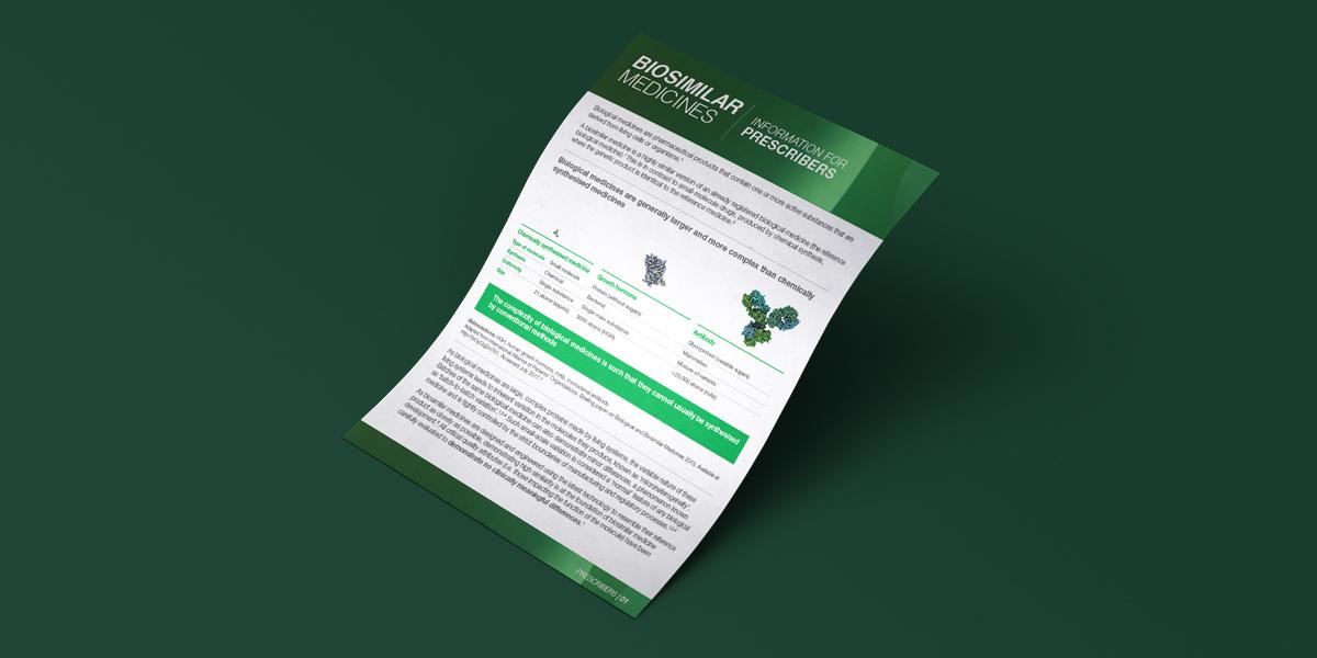 Prescribers Factsheet
