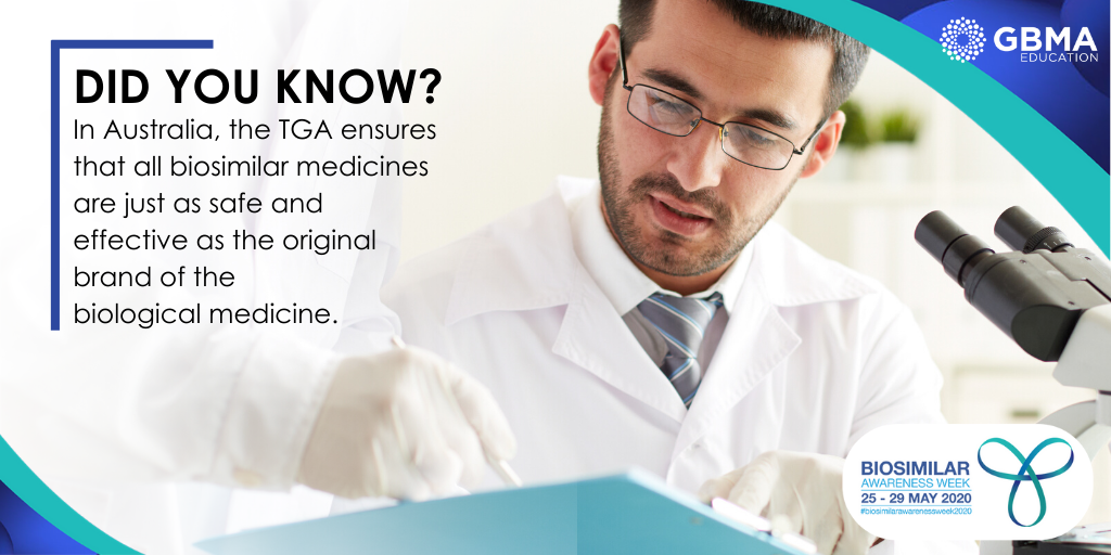 Did You Know the TGA Ensures