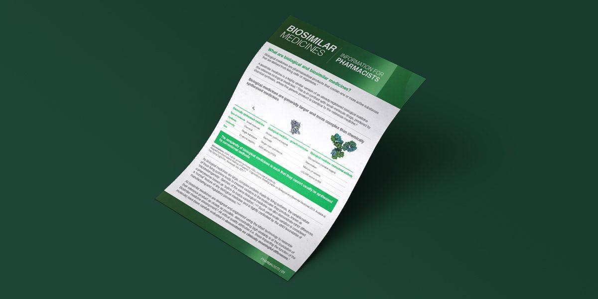 Pharmacist Factsheet